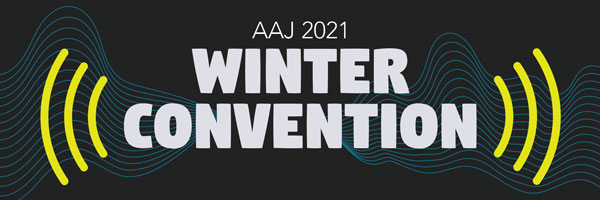 AAJ 2021 Winter Convention